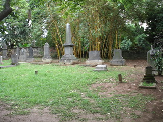 Danshui Foreigners' Cemetery | by dmcdevit