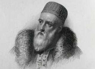 Ali Pasha 'Arslan', Vizier of Ioannina, Epirus: assassinated in 1822