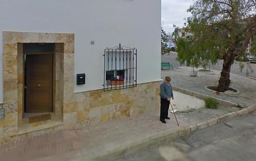 familia googlemaps abuela margarita almería streetview abuelo emoción descubrimiento taberno