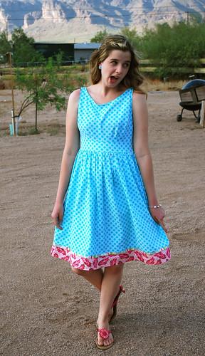 Sew Serendipity Monique Dress | by JonaG