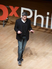 Michael Solomonov at TEDxPhilly 2010