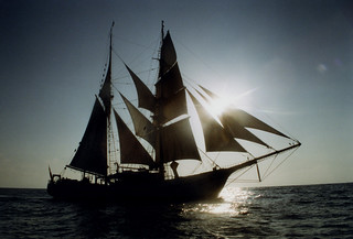 Full Sail Silhouette   by anoldent