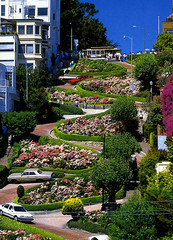 Lombard Street in San Francisco | by The Gifted Photographer