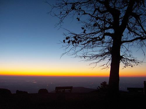 november sunrise dawn arkansas predawn mtnebo arkansasriver nebo mountnebo naturalstate sunrisepoint arkansasbeauty arkansasstateparks mtnebostatepark
