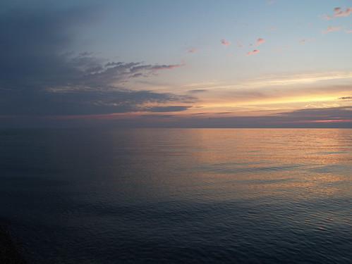 vacation sky beach water clouds sand cottage lakehuron e500 portalbert cpol southwesternontario