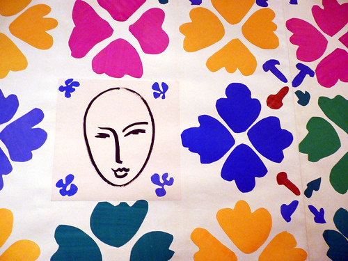 "Matisse's ""Large Composition with Masks"""