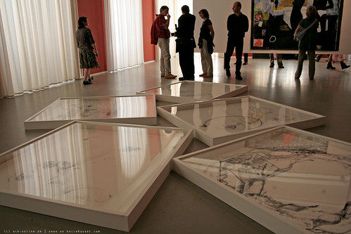 documenta 12 | Trisha Brown / Untiteled | 2007 | Fridericianum ground floor | by A-C-K