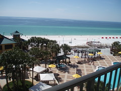 The Gulf in Destin