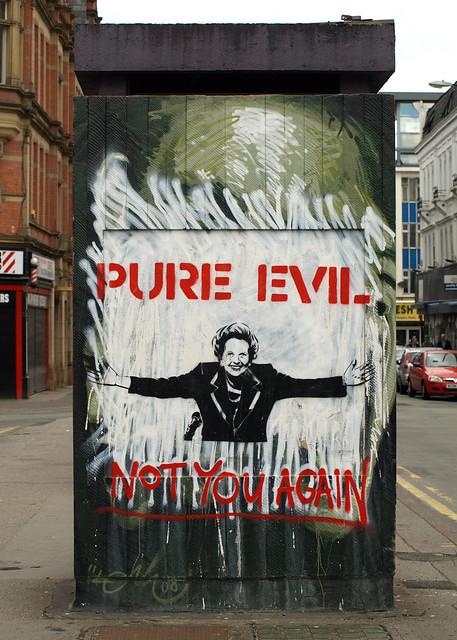 Pure Evil, Manchester