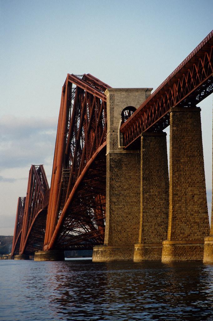 Forth Rail Bridge, South Queensferry, Scotland   Forth ...