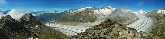 Aletsch Glacier - Valais - Switzerland