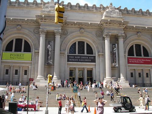 The Metropolitan Museum   by empracht