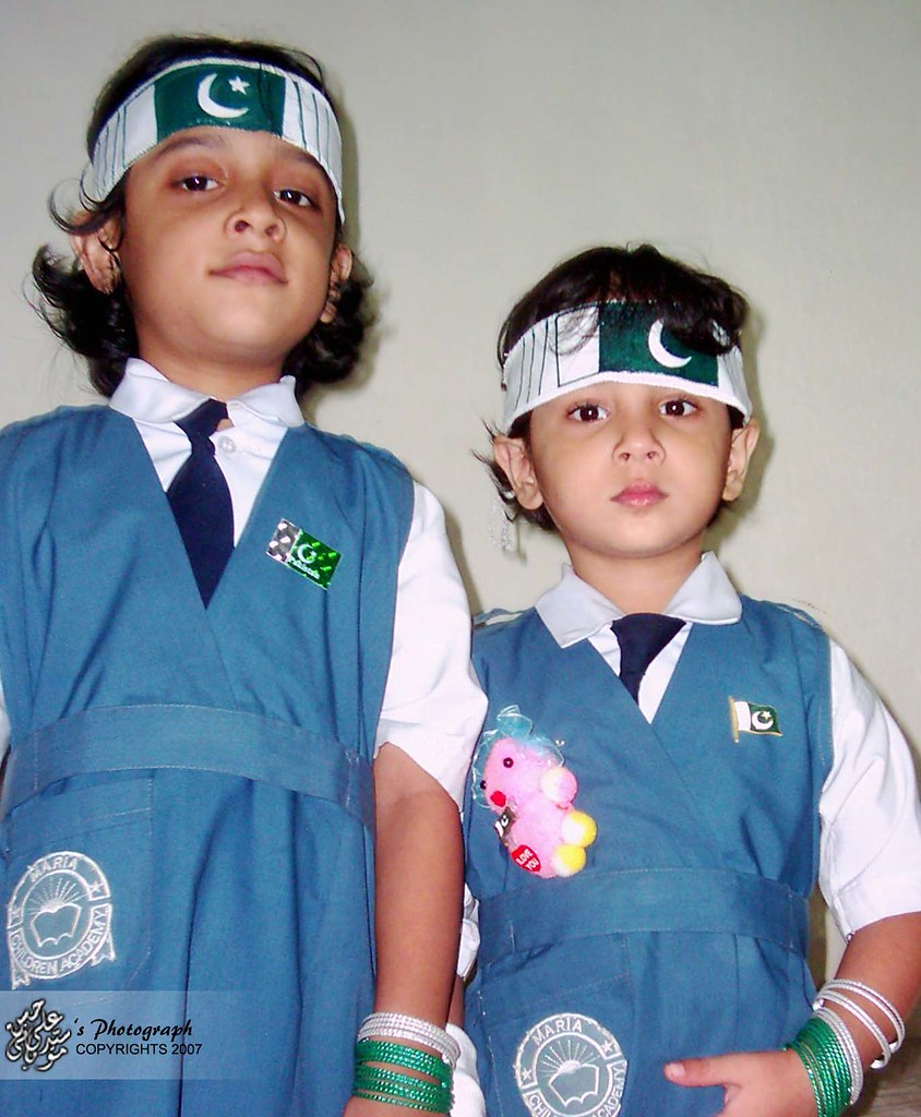 Hira   Iqra 14 August | Ready for school function    August … | Flickr