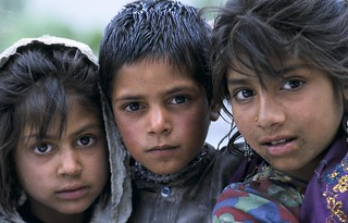 Portrait of children.  Pakistan | by World Bank Photo Collection