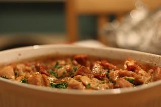 Chicken Rice Casserole   by idovermani