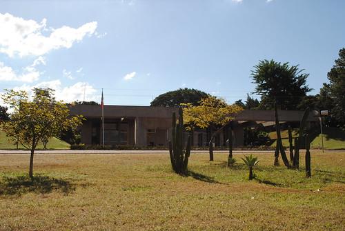 Embajada del Mexico en Brasília