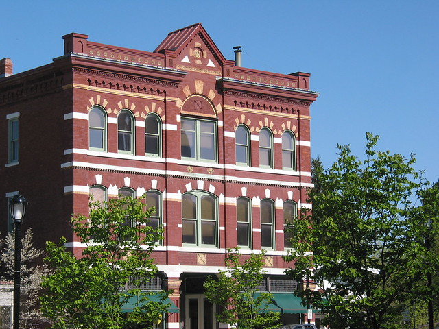 Beckwith Commercial Block (1882)