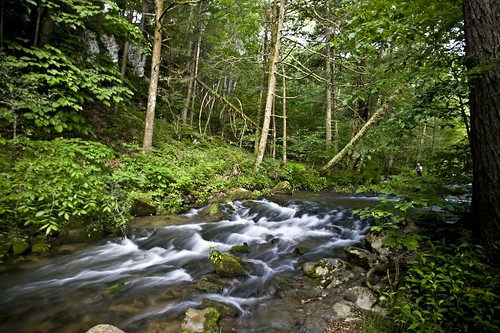 longexposure water virginia stream brook wilderness jeffersonnationalforest