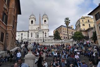 Piazza de spagna | by jorge.delprado
