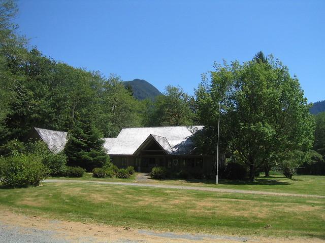 Quinault Rain Forest Ranger Station
