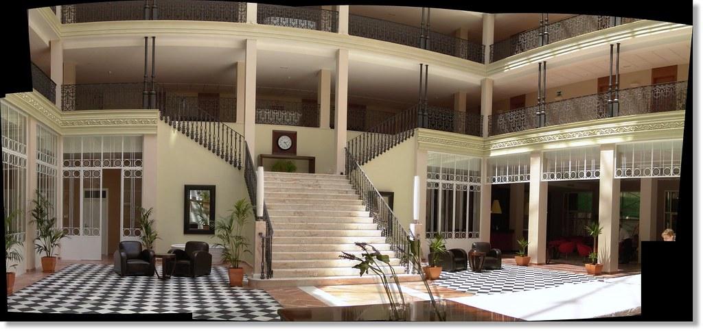 Aqualange Hotel lobby (Alange)