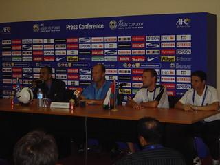AFC Asian Cup 2007 Australia V Oman