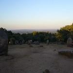 Almendres Cromlech, Evora, Portugal