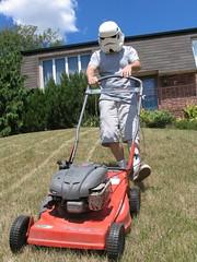 redandjonny: mow the lawn | by RedandJonny