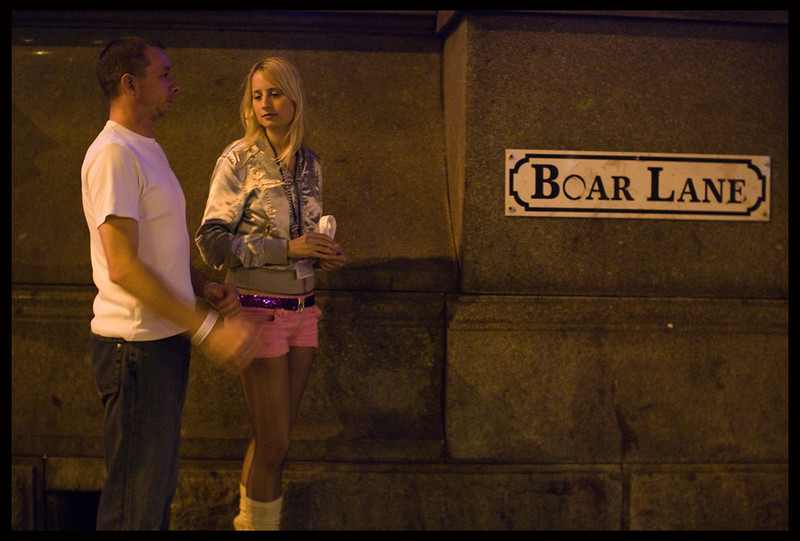 Boar Lane rollerskater