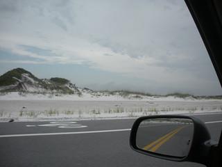 Pensacola Beach Oil Spill Craziness
