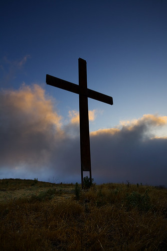 Cross & Clouds | by John H Wright Photo
