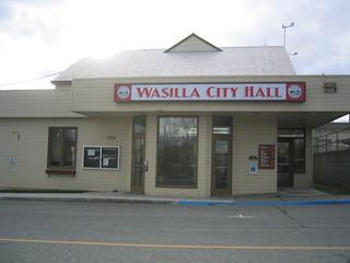 Wasilla City Hall