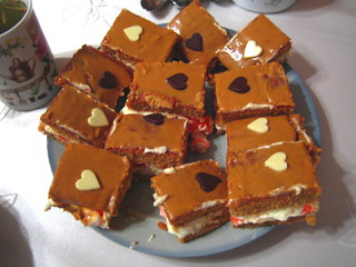 krówka cake