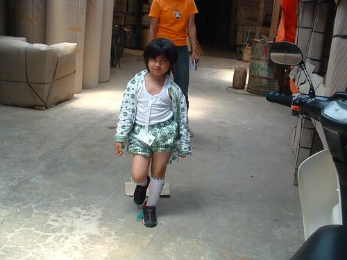Kayla Si Agnes 1