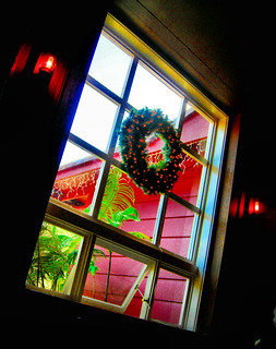 christmas window | by eye of einstein