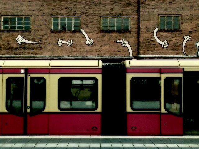 S-Bahnhof Westhafen