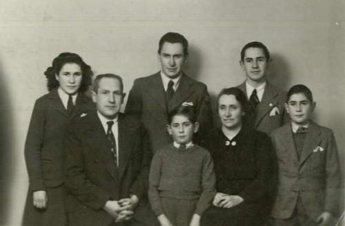 Familia Agirregabiria Etxebarria