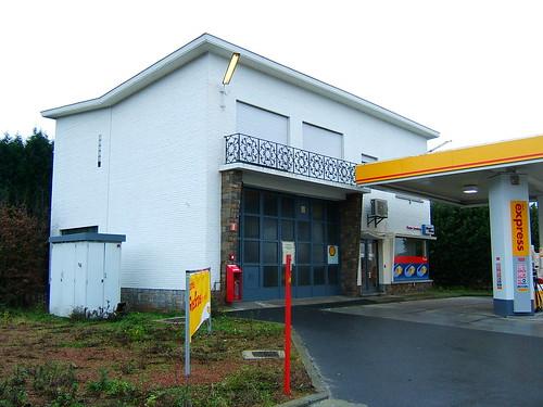 Gasoline station | by LHOON