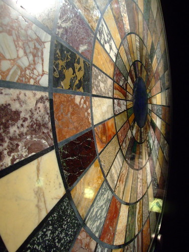 Mineral checkerboard - Natural History Museum - January London 2007 - 3 | by Gaetan Lee