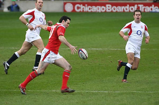 Jones Kicks To Clear | by Unofficial England Rugby