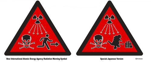 New Radiation Warning Signs | by The Rocketeer