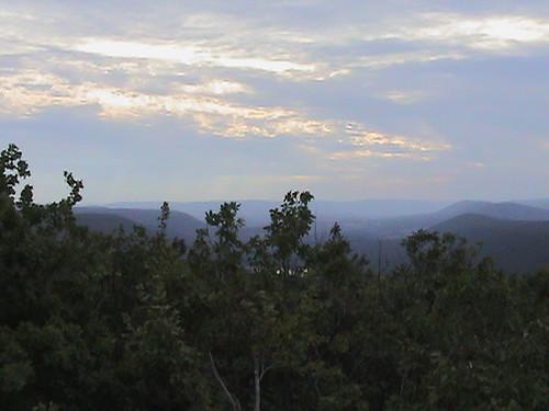 sunset view eaglerock
