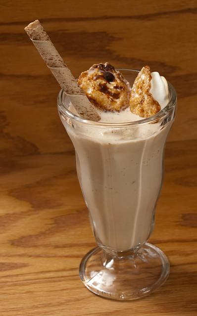 Toasted Marshmallow Milkshake 164