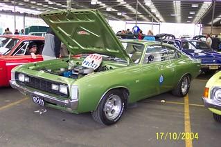 Chrysler VH Valiant Charger - NSW Police