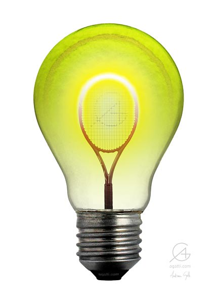Light Your Tennis