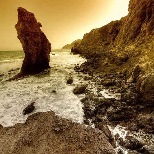 españa seascape marina geotagged spain cuellar almeria cabodegata instantfave aplusphoto goldenphotographer earlytimesonearth sombrerico geo:lat=37056359 geo:lon=1858642