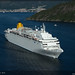 The season of cruise ships in Norway 2005