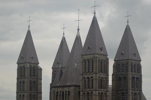 Cathedral towers   by John & Mel Kots