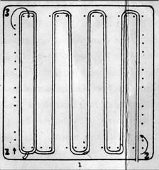 Diagonal Weave diagram 1 | by abmatic