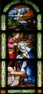 The Nativity, Cathedral of St. Paul, MN | by Sharon Mollerus